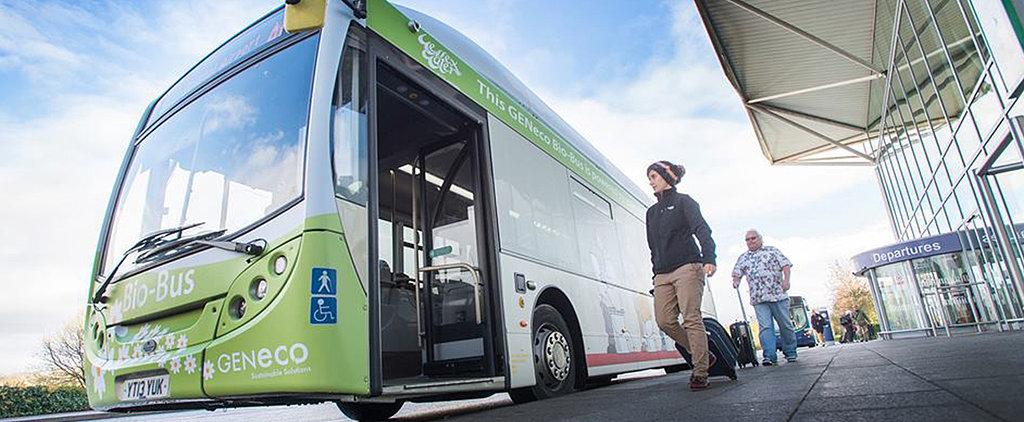 Why Yes, You Can Ride a Bus Fueled by Human Waste