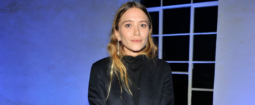 Mary-Kate Olsen Probably Has the Same Style Icon as You