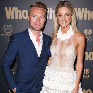 Ronan Keating and Storm Uechtritz Are Engaged