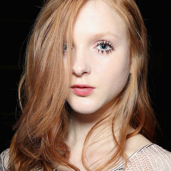 Ginger and Smart Hair and Makeup at 2015 MBFWA