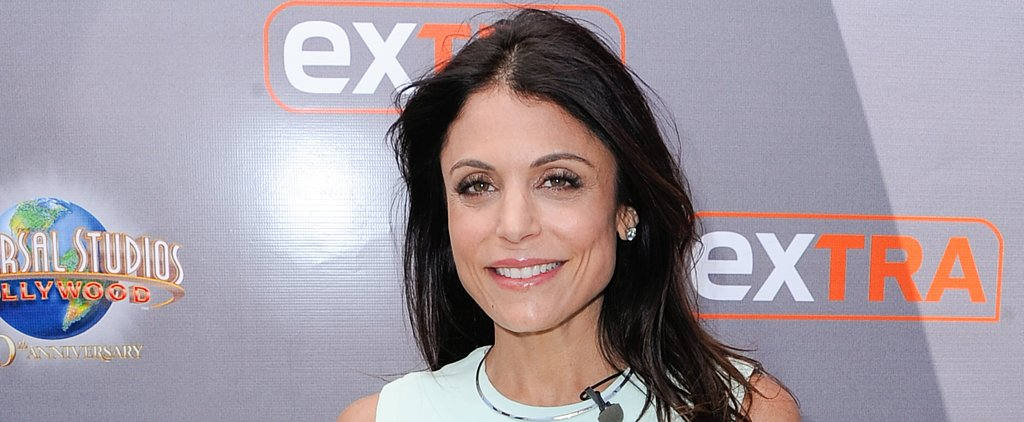 Bethenny Frankel Shuts Down a Comment About Her Weight