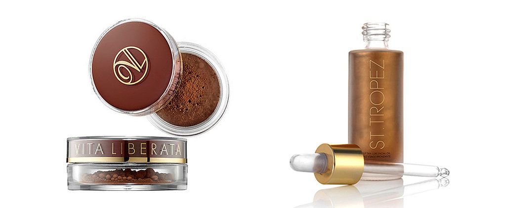 Self-Tanning Junkies, These 2 Products Will Change How You Bronze Your Face