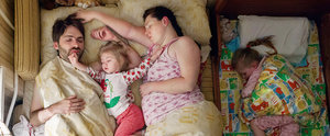 15 Mesmerizing Photos of Parents-to-Be Sleeping (Yup, Sleeping)
