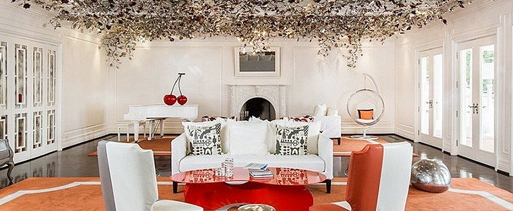What Happens When a Top Fashion Designer Puts $30M Into Renovating a Home