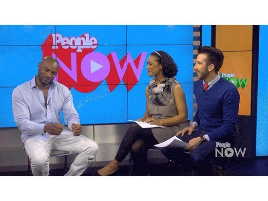 Tyson Beckford's Chippendales Secret? 'Lots of Baby Oil'
