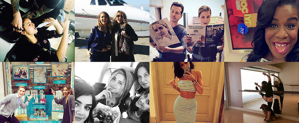 This Week's Cutest Celebrity Candids