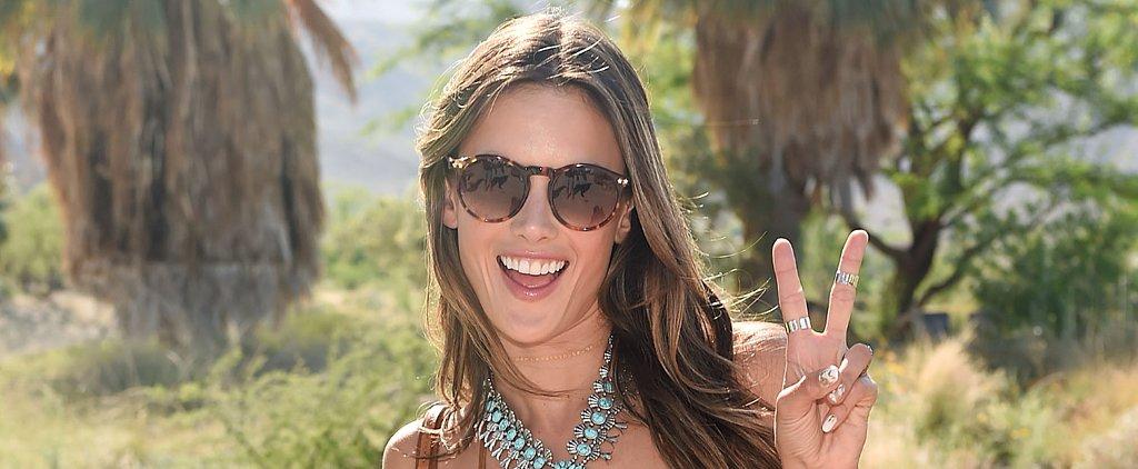 "Alessandra Ambrosio Is in ""Good Health"" Despite Hospitalization Rumors"