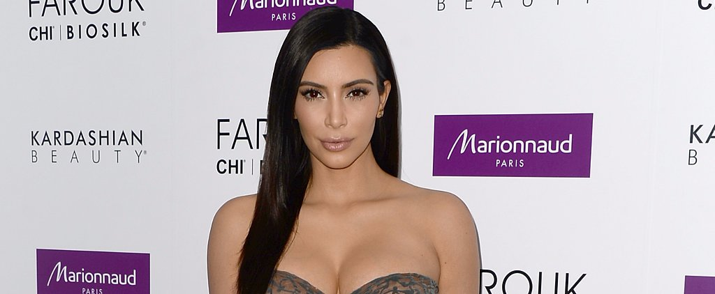 Kim Kardashian's Selfie Book Also Includes Lots of Butt Shots