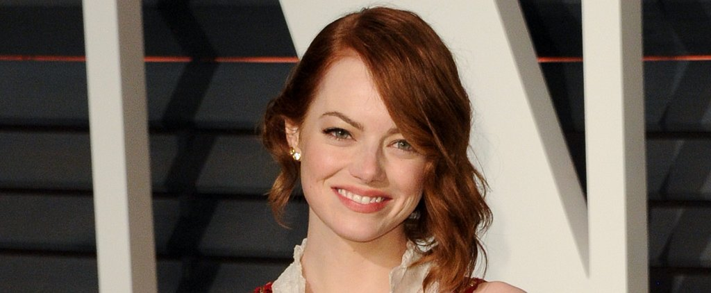 Emma Stone May Be Starring in a Movie Musical