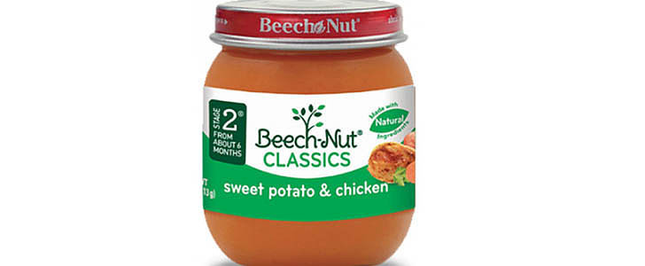 Recall Alert! Glass Found in This Flavor of Beech-Nut Baby Food