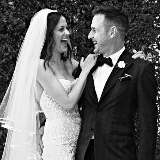 See David Arquette's First Official Wedding Photo!