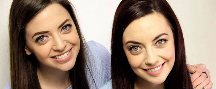 POPSUGAR Shout Out: This Is What Happens When Doppelgängers Meet For the First Time