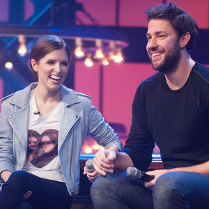 Video of Anna Kendrick and John Krasinski Lip Sync Battle