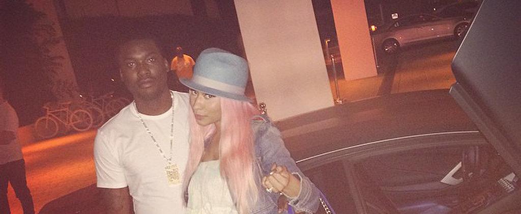 Is This Nicki Minaj's Engagement Ring?