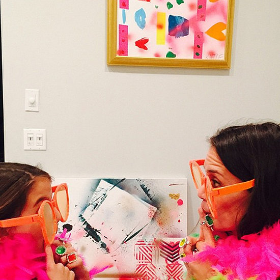 Katie Holmes and Suri Cruise Play Dress-Up | Picture