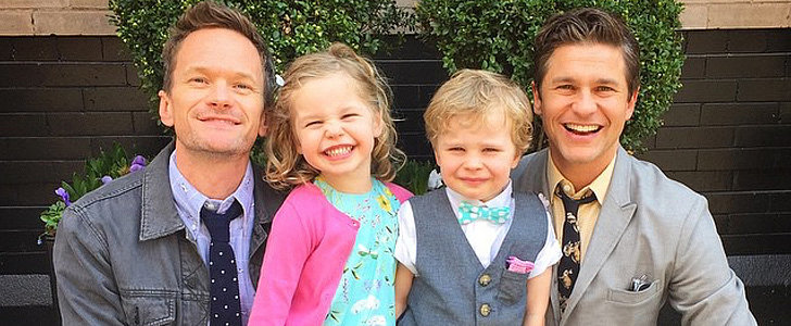 Neil Patrick Harris's 4-Year-Olds Have Quite Sophisticated Palates