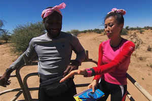 'The Amazing Race' Recap: The Race Turns Beastly in Africa
