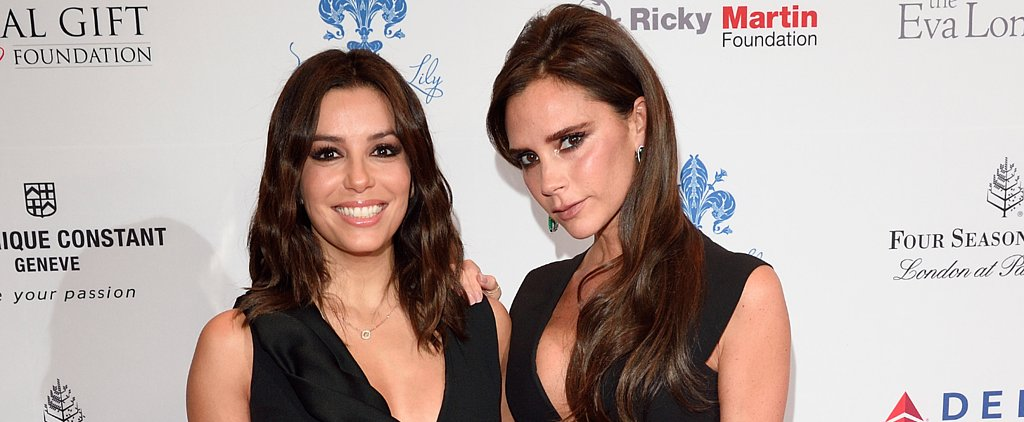 Why Go Shopping When Your BFF's Victoria Beckham'?