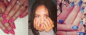 All the Times Eliza Doolittle Got Her Nails Did With Some Epic Nail Art