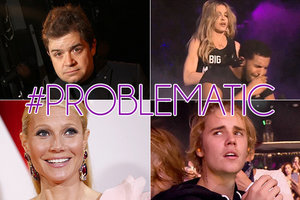 #Problematic: Patton Oswalt Is A Jerk, Madonna Swallows Drake & Gwyneth Paltrow Goes Hungry