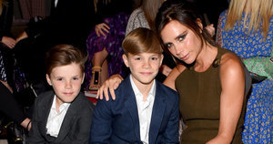 The Beckhams, Naomi Campbell, and More at Burberry's L.A. Extravaganza
