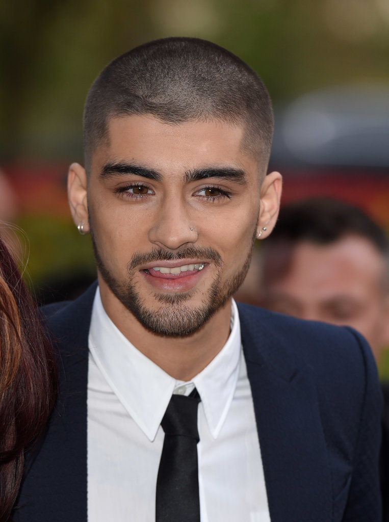 Zayn Malik Hair 2015 60