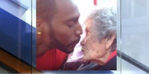 Kansas City Chiefs Grant Superfan Betty Johnson's Dying Wish: A Goodbye Kiss