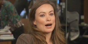 Olivia Wilde On Beauty: No One Calls 'Men Brave For Not Wearing Foundation'