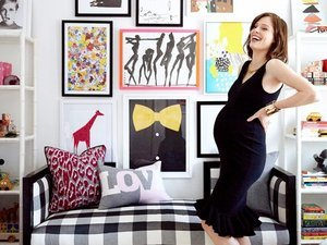 Inside the Fashionable Nursery of Model Coco Rocha