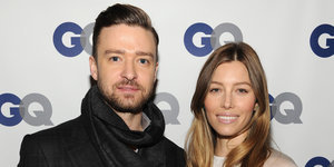 Justin Timberlake's First Photo Of Baby Silas Is Almost Too Precious To Handle