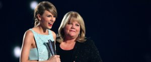 Taylor Swift Is Honored at the ACMs With a Touching Tribute by Her Mom, Andrea