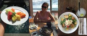 My Day on a Plate: Mikoh Designer Oleema Miller