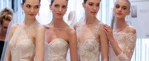 Retour Sur les Plus Belles Robes de Mariée de la Bridal Fashion Week