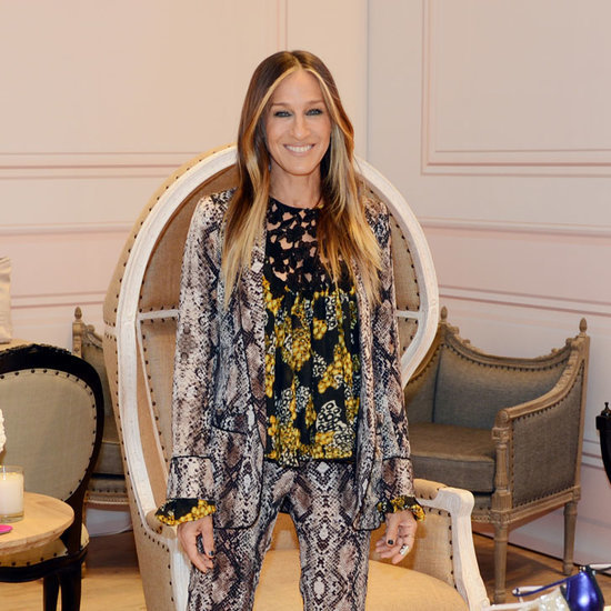 Why Sarah Jessica Parker Won't Give Fashion Advice