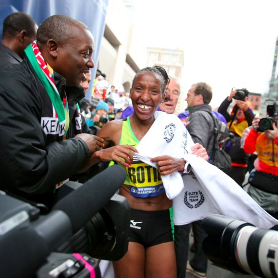 Winners of the Boston Marathon 2015