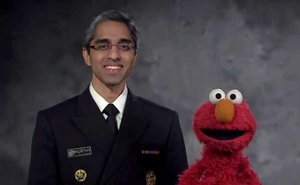 Elmo Gets a Lesson in Vaccinations