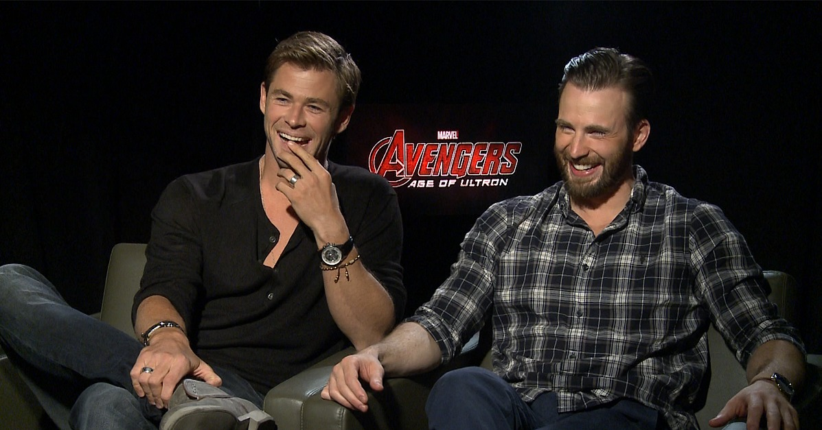 Avenger Age of Ultron Cast Interview of Ultron Cast Interview