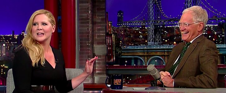 Amy Schumer's Mom Has Some Horrible Advice For Her