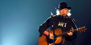 Neil Young Is Recording An Album About Monsanto