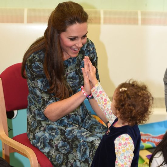 32 Snaps of Kate Middleton With Little Girls That Are Sure to Make Your Heart Explode
