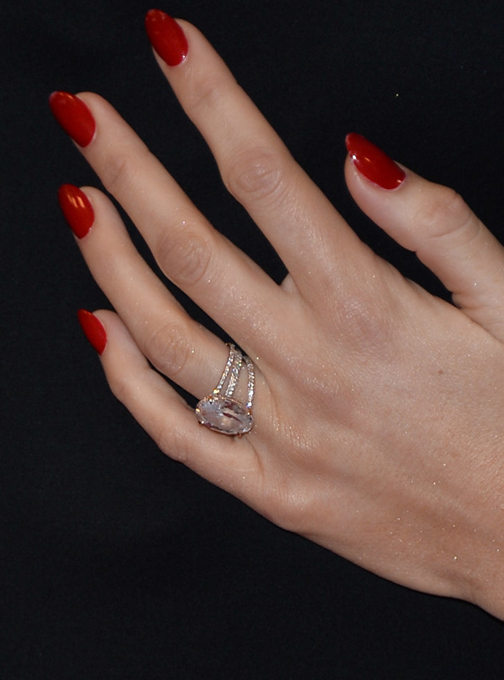 The Ring: | 18 Stunning Nontraditional Celebrity