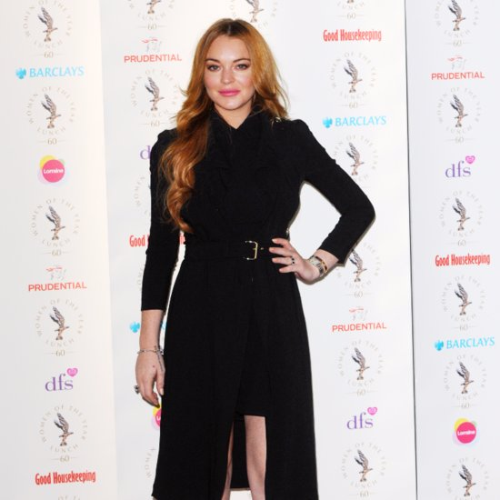 Lindsay Lohan Arabic Instagram Fail