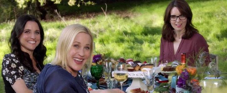 Watch Tina Fey, Julia Louis-Dreyfus, & Patricia Arquette's Amy Schumer Skit