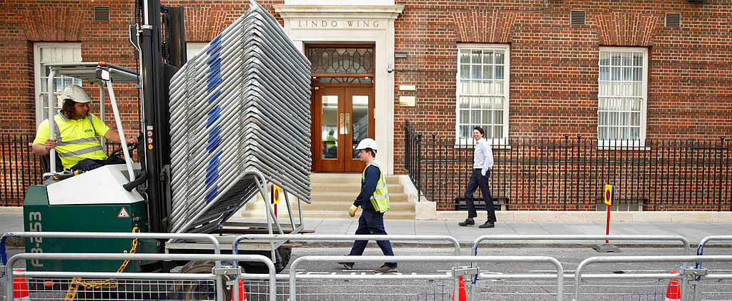 See All the Preparations Under Way For the Arrival of Royal Baby #2!