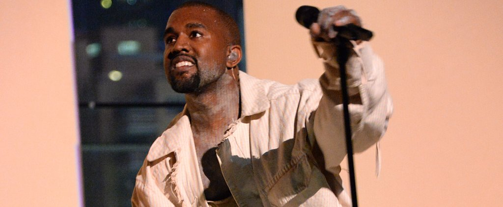 Watch Kanye West Perform at the Time 100 Gala