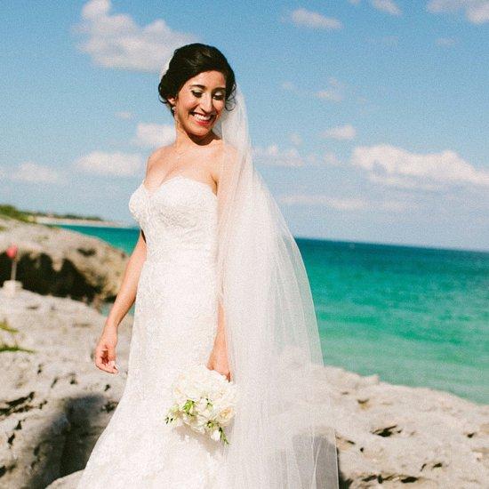 Beach Wedding Dress Inspiration and Shopping