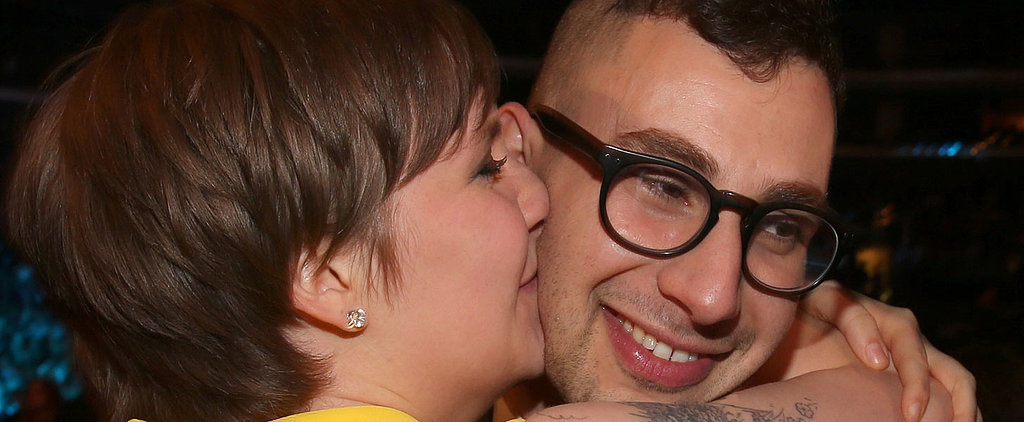 Lena Dunham and Jack Antonoff Are Hollywood's Cutest Low-Key Lovebirds