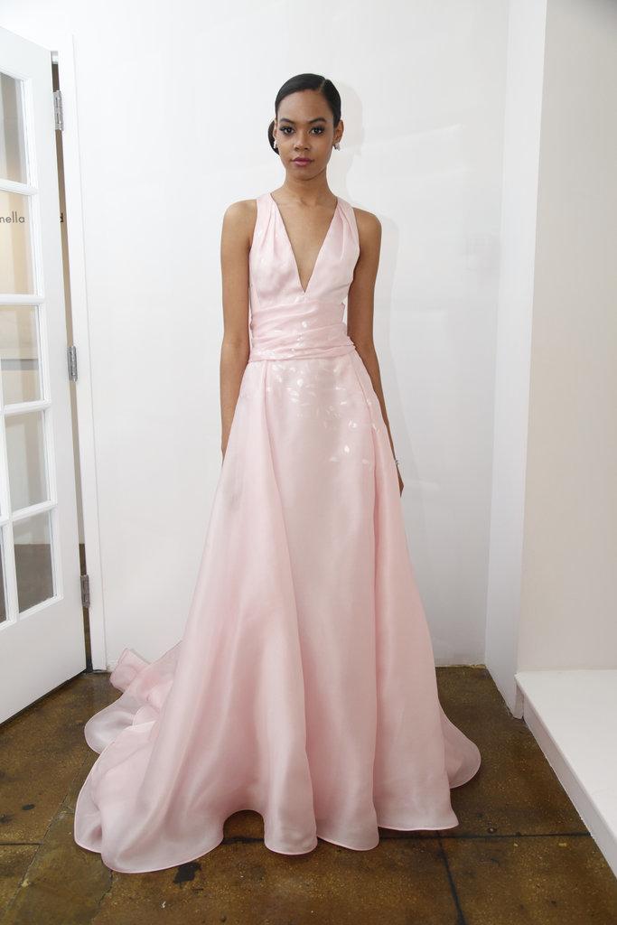 Pamella roland bridal spring summer 2016 80 must see for Custom wedding dress atlanta