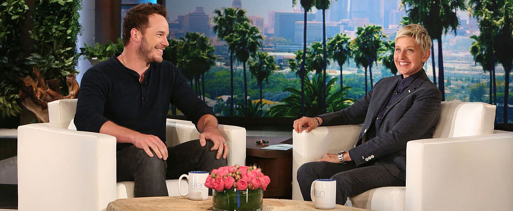 Chris Pratt Is as Charming as Ever Talking About His Sweet Family Vacation