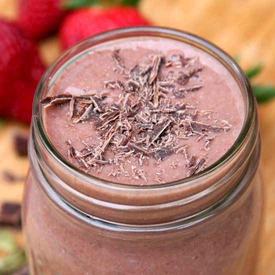 Sip On This Smoothie For a Better Time in Bed